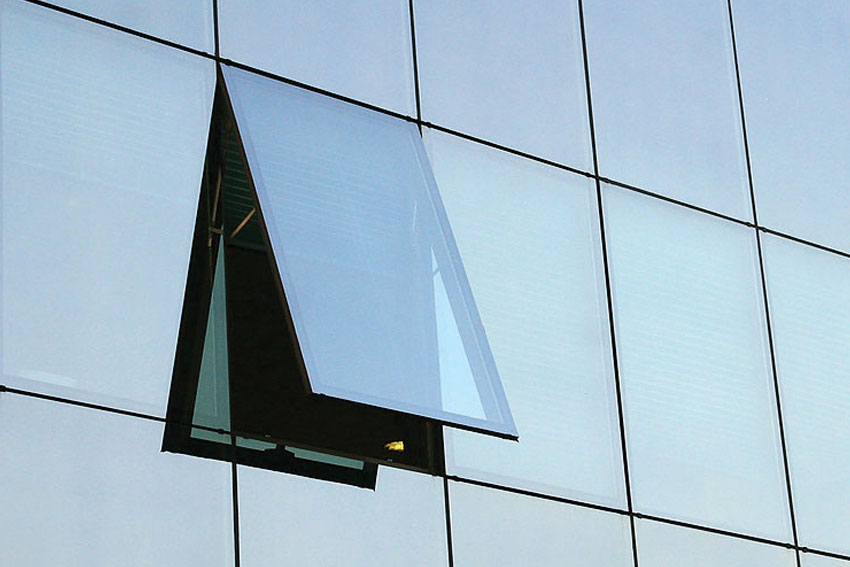 Structural Glazing Systems In Their Simplest Form Are Types Of Curtain Wall Consisting Glass That Is Bonded Or Anchored Back To A Structure